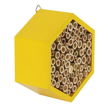 Load image into Gallery viewer, Wooden Bee House - My Green Heart