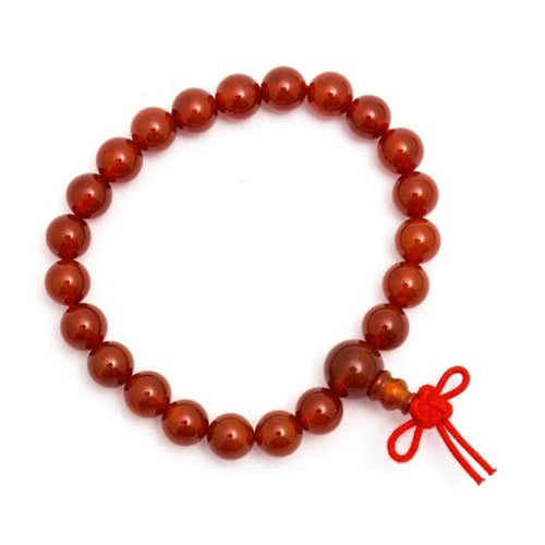 Carnelian Power Bracelet - My Green Heart