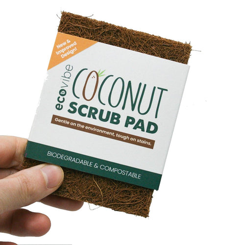 Coconut Fibre Scrub Pad - My Green Heart