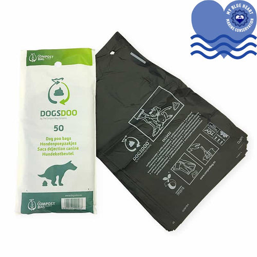 Compostable Biodegradable Poo Bags
