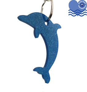 My Blue Heart Keyrings - Dolphin - 2 colours available