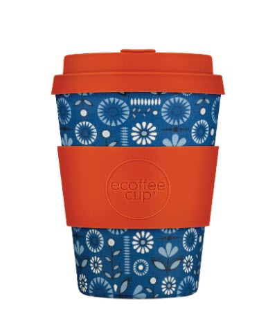12oz Reusable Coffee Cup - 13 designs available