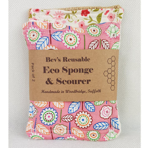 Eco Sponge and Scourer