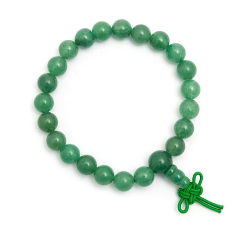 Green Aventurine Power Bracelet - My Green Heart