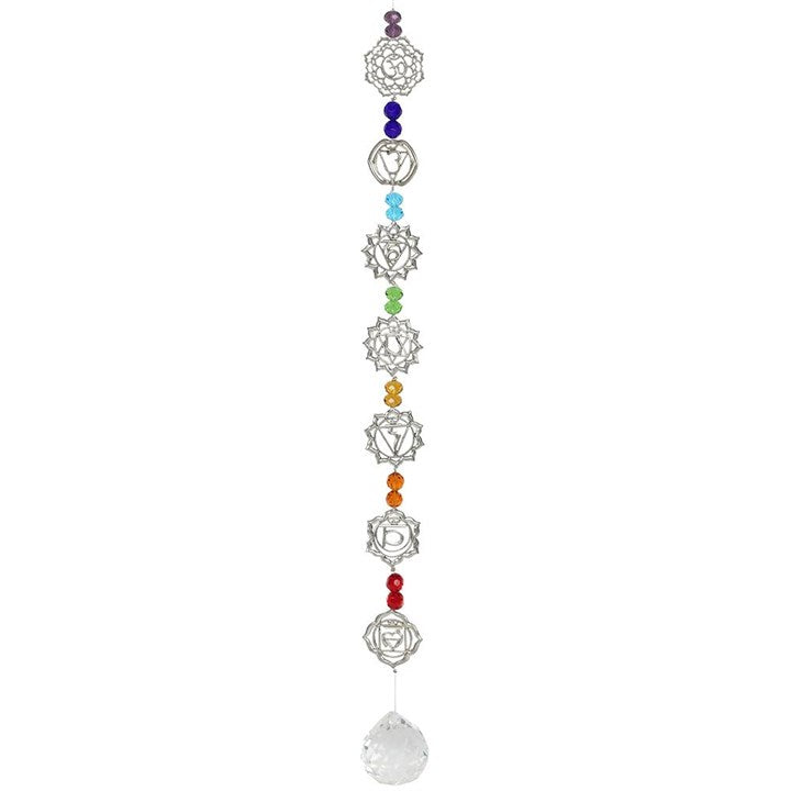 Hanging Chakra Crystal - My Green Heart