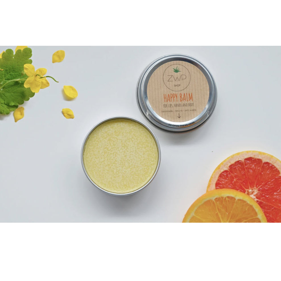 Happy Balm - for Lips, Hands & Body