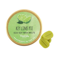 Load image into Gallery viewer, Key Lime Pie Eco Soy Candle Melts - My Green Heart