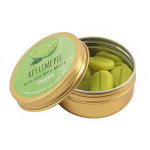 Key Lime Pie Eco Soy Candle Melts - My Green Heart