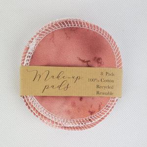 Recycled Cotton Make-up Pads