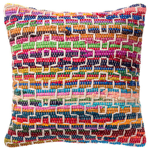 Mandira 100% Recycled Cotton Cushion - My Green Heart
