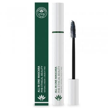 All in One Natural Mascara - Black - My Green Heart