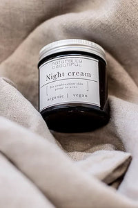 Organic Night Cream - My Green Heart