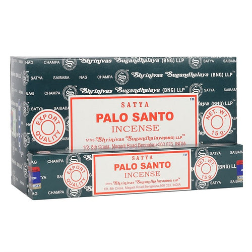 Palo Santo Incense Sticks - My Green Heart
