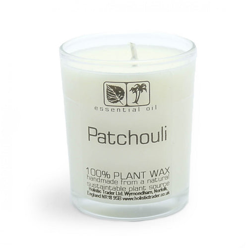 Votive Candle - Patchouli - My Green Heart