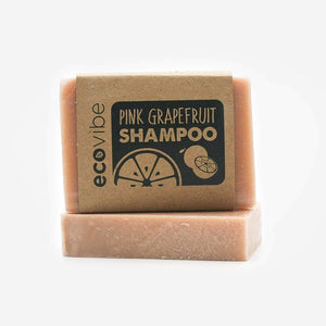 Pink Grapefruit Shampoo Bar - My Green Heart