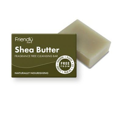 Shea Butter Cleansing Bar - My Green Heart