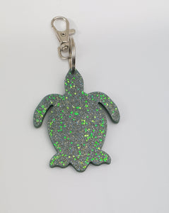 My Blue Heart Keyrings - Turtle - 3 colours available