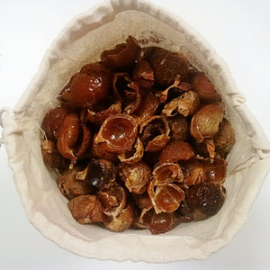 Organic Soapnuts - 1kg with Storage Bag (480 washes) - My Green Heart