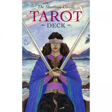 Load image into Gallery viewer, The Shaman-Caselli Tarot Cards - My Green Heart