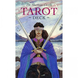 The Shaman-Caselli Tarot Cards - My Green Heart