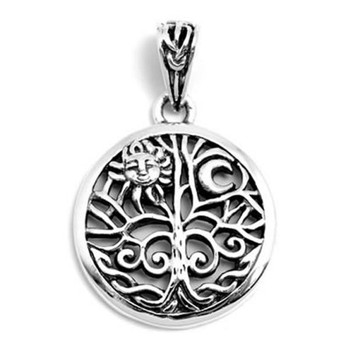 Tree Of Life Pendant - My Green Heart