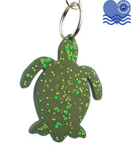 Load image into Gallery viewer, My Blue Heart Keyrings - Turtle - 3 colours available