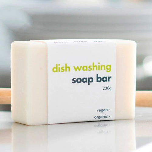 Dish Washing Soap Bar - My Green Heart