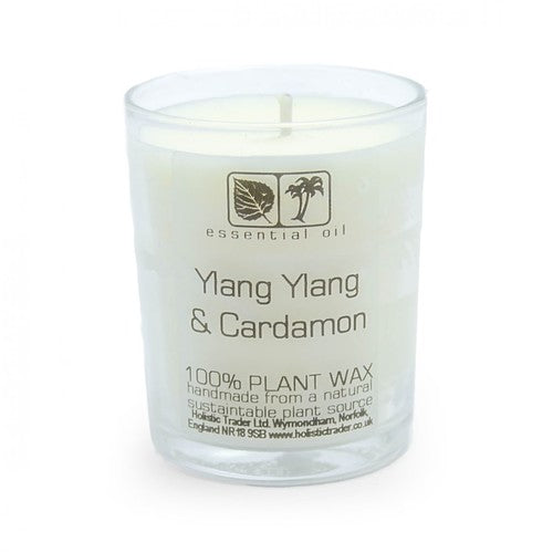 Votive Candle - Ylang Ylang & Cardamon - My Green Heart