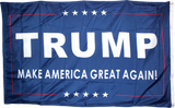M A G A Trump IV Double Sided 3'X5' Rough Tex ® Flag 100D