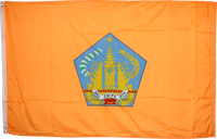 Bali Indonesia Flag 3x5 100D Rough Tex®