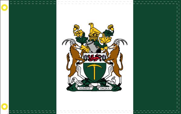 Rhodesia Flag 2'X3' Rough Tex® 100D