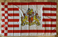 Bermen Coat Of Arms Flag 3'X5' Rough Tex® 100D