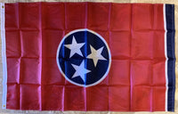 Tennessee FLAG  Rough TEX® 3'X5' Cotton