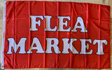 Flea Market Flag- 3'X5' Rough Tex® 100D