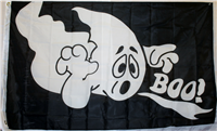 Halloween Ghost 3'x5' Polyester Flag