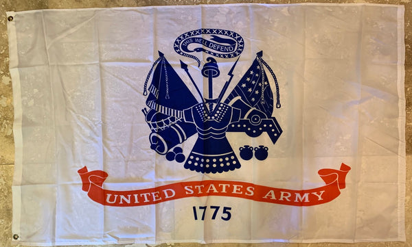 3'X5' HISTORIC AMERICAN ARMY FLAG FLAG 100D ROUGH TEX ®