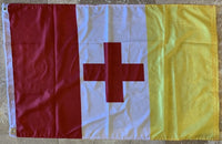 Kappa Alpha Order KA KAO Official Flag - 2X3 Rough Tex® 100D