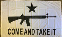 Come And Take It Flag 3x5 100D Rough Tex®