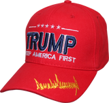 Cap - Trump KAF Signature Red