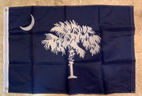 South Carolina Flag Rough Tex ® 2'x3' 150D Flags
