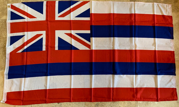 Hawaii Flag - 3'x5' Rough Tex® 100D