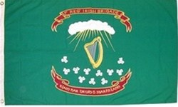 1st Irish Brigade 2'x3' Flag ROUGH TEX® 100D