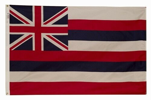Hawaii 3x5 Feet Hawaiian Flag