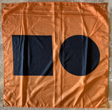 Boating Distress Flag Flag 3'X3' 100D Rough Tex®