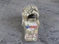 Camo TRUMP 2020 Cap Original Red White Blue Sewn Bill Hat