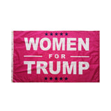 Women For Trump 100D 3x5 Feet Flag Rough Tex ® Flags
