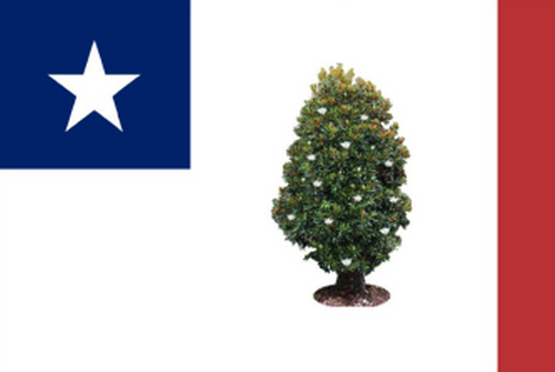 Mississippi Republic II  3'X5' Flag ROUGH TEX® 100D