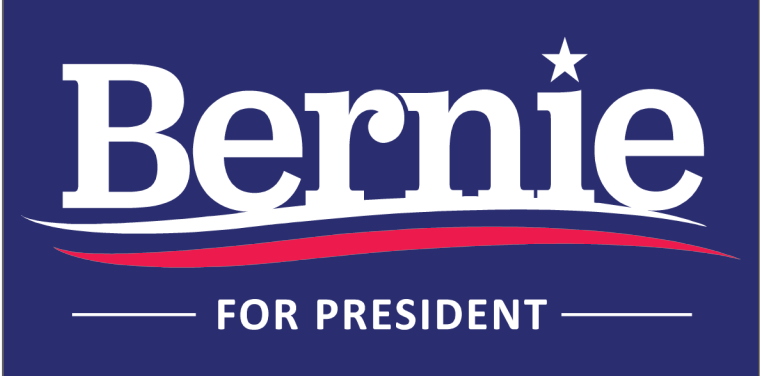 Bernie For President  - Bumper Sticker
