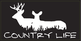 Country Life - Bumper Sticker