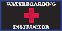 Waterboarding Instructor - Bumper Sticker